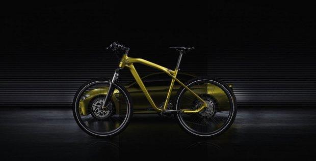 BMW Cruise M-Bike – велосипед