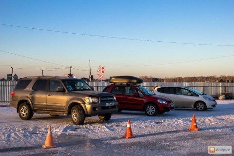 вождению в Новосибирске