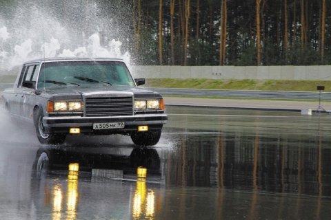 вождению автомотоклуба ФСО