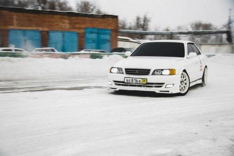 «Формула Дрифт Омск. Зима»